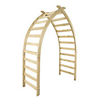 Forest Garden Whitby Softwood Arch