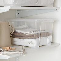 Form Kaze Clear Plastic Lid for 10L & 15L boxes