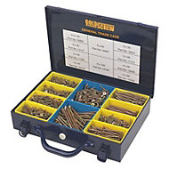 Goldscrew Trade Case, Pack of 1400