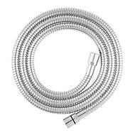 GoodHome Brass Shower hose, (L)2m