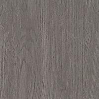 GoodHome DECOR 100 Wood effect Scotia trim, 220cm