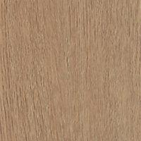 GoodHome DECOR 150 Wood effect Scotia trim, 220cm