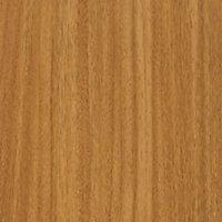 GoodHome DECOR 170 Wood effect Scotia trim, 220cm
