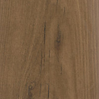 GoodHome DECOR 215 Wood effect Scotia trim, 220cm