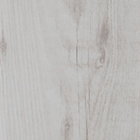 GoodHome DECOR 35 Wood effect Scotia trim, 220cm