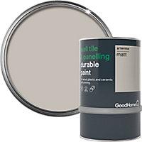 GoodHome Durable Artemisa Matt Wall tile & panelling paint, 750ml