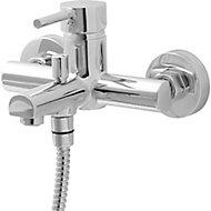 GoodHome Lazu Bath Shower mixer Tap
