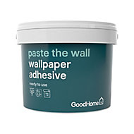 GoodHome Ready mixed Wallpaper Adhesive 10kg