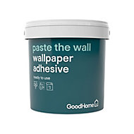 GoodHome Ready mixed Wallpaper Adhesive 1kg