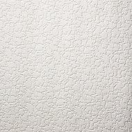 Graham & Brown Superfresco White Snow Textured Wallpaper