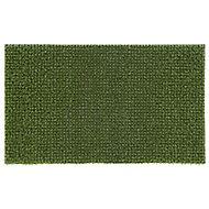 Green Artificial grass Polyethylene Door mat (L)750mm (W)450mm