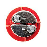 GripIt Metal & plastic Plasterboard fixing (Dia)18mm (L)20mm, Pack of 4