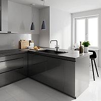 Grohe Ambi Chrome effect Kitchen Monobloc Mixer tap