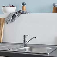 Grohe Swift Chrome effect Kitchen Top lever Mixer tap