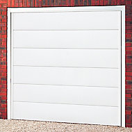 Hampshire Made to measure Framed Retractable Garage door
