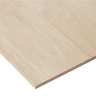 Hardwood Plywood Board (L)2.44m (W)1.22m (T)9mm
