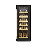 Hoover HWCB30 UK/N Black 20 bottles Wine cooler
