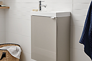 How to install an integrated basin to a vanity unit
