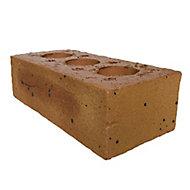 ITWB Rough Yellow Heart Facing brick (L)215mm (W)102.5mm (H)65mm