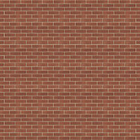 ITWB Smooth Red Sandown Class B engineering brick (L)215mm (W)102.5mm (H)65mm
