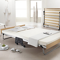 Jay-Be J-Bed Double Foldable Guest bed with Memory foam mattress