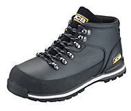 JCB Hiker Black Safety boots, Size 12