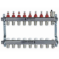 JG Speedfit 8 Port Manifold