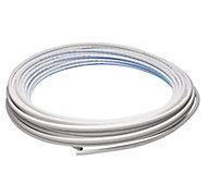 JG Speedfit White PE-X Push-fit Barrier pipe (L)25m (Dia)22mm