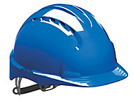 JSP Blue Invincible® EVO®2 Safety helmet
