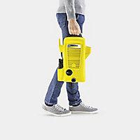 Kärcher Basic Corded Pressure washer 1.4kW