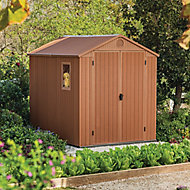 Keter Darwin 6x8 Apex Tongue & groove Shed with floor