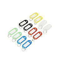 Key tag holder, Pack of 12