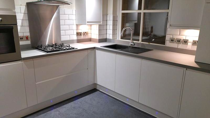 38mm Edurus Laminate Titan Grey Matt Worktops