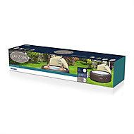 Lay-Z-Spa Brown Polyester fibre Dome
