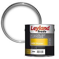 Leyland Trade Specialist White MDF Primer, 2.5L