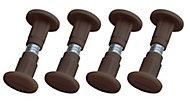 M5.5 Joint connector bolt (L)33mm (Dia)7.8mm, Pack of 4