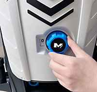 Mac Allister MPWP1800-3 Corded Pressure washer 1.8kW