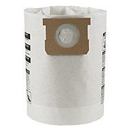 Mac Allister MVAC005 Vacuum filter bag, Pack of 5