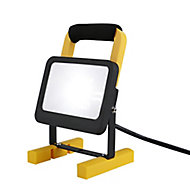 Mains-powered LED Work light 700lm