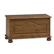 Malmo Stained Ottoman (H)450mm (W)828mm (D)417mm