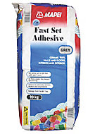 Mapei Fast set Grey Tile Adhesive, 20kg