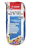 Mapei Large format Grey Floor tile Adhesive, 20kg