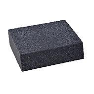 Medium/Coarse Angled sanding sponge (L)100mm (W)68mm
