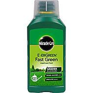 Miracle-Gro Fast green Liquid Lawn fertiliser