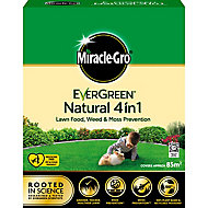 Miracle-Gro Lawn treatment Granules 85m² 3.5kg