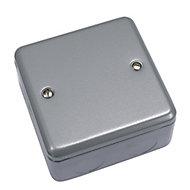 MK Grey Junction box 86mm