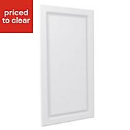Form Darwin Modular White Matt Chest cabinet door (H)958mm (W)497mm