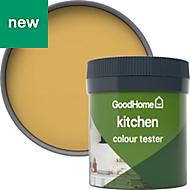GoodHome Kitchen Chueca Matt Emulsion paint 0.05L Tester pot