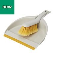 Dustpan & brush (W)230mm