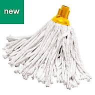 Grey & yellow Mop head refill